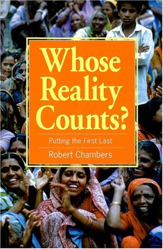 Whose Reality Counts? Putting the First Last  1997 edition cover