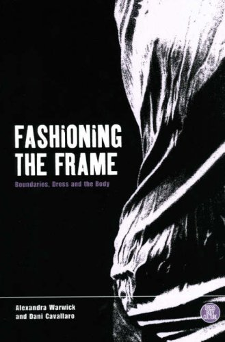 Fashioning the Frame Boundaries, Dress and the Body  1998 edition cover