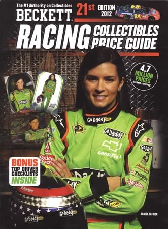 Beckett Racing Collectibles Price Guide 2012:   2012 9781936681860 Front Cover
