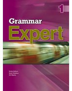 Grammar Expert 1 Std Bk   2008 edition cover
