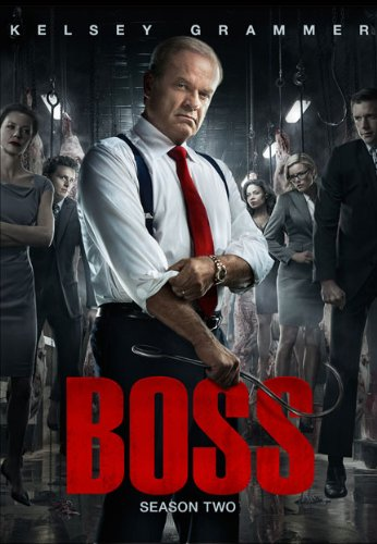 Boss: Season 2 System.Collections.Generic.List`1[System.String] artwork