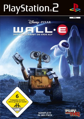 WALL-E: Der Letzte räumt die Erde auf PlayStation2 artwork