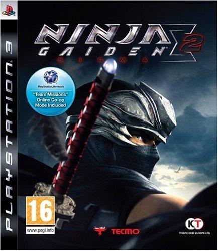 Ninja Gaiden Sigma 2 Sony Playstation 3 PS3 Game UK PAL PlayStation 3 artwork