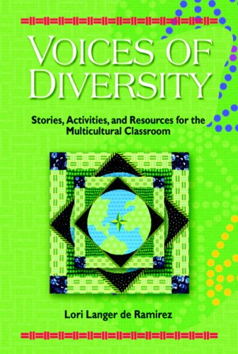 Voices of Diversity Stories, Activities, and Resources for the Multicultural Classroom  2006 edition cover