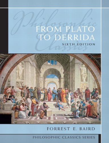 From Plato to Derrida  6th 2011 (Revised) edition cover