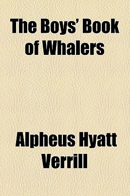 Boys' Book of Whalers  N/A edition cover