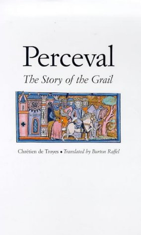 Perceval The Story of the Grail  1999 edition cover