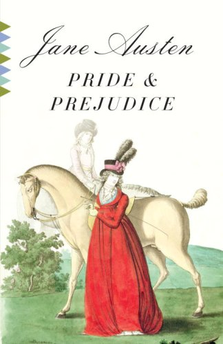 Pride and Prejudice  N/A 9780307386861 Front Cover