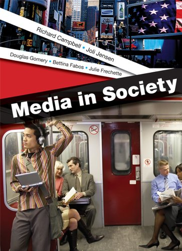 Media and Society A Brief Introduction  2014 edition cover