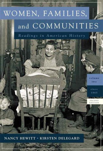 Women, Families and Communities  2nd 2008 edition cover