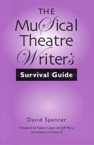 Musical Theatre Writer's Survival Guide   2005 edition cover