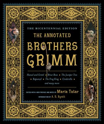 Annotated Brothers Grimm   2012 edition cover