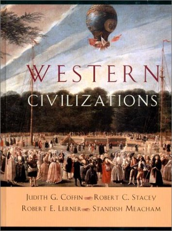 Western Civilizations Their History and Their Culture 14th 2002 edition cover