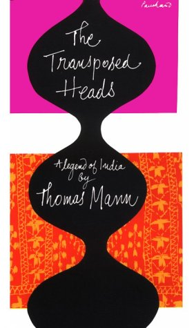 Transposed Heads A Legend of India N/A 9780394700861 Front Cover