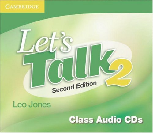 Let's Talk: 2nd 2007 edition cover
