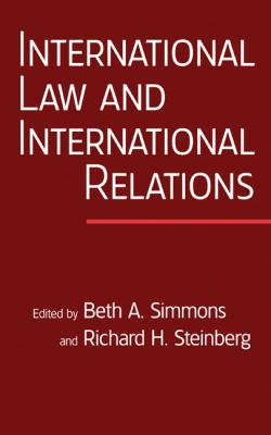 International Law and International Relations   2006 9780521861861 Front Cover