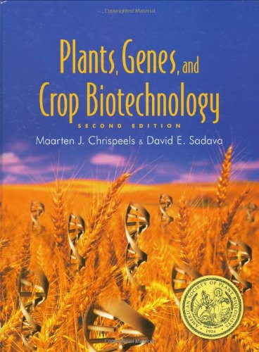 Plants, Genes, and Crop Biotechnology  2nd 2003 (Revised) edition cover