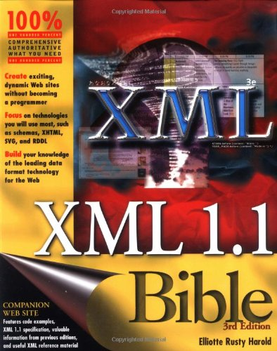 XML 1. 1 Bible  3rd 2004 (Revised) edition cover