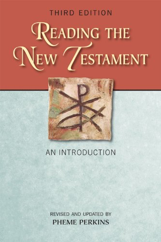 Reading the New Testament An Introduction; Third Edition, Revised and Updated 3rd 2012 edition cover