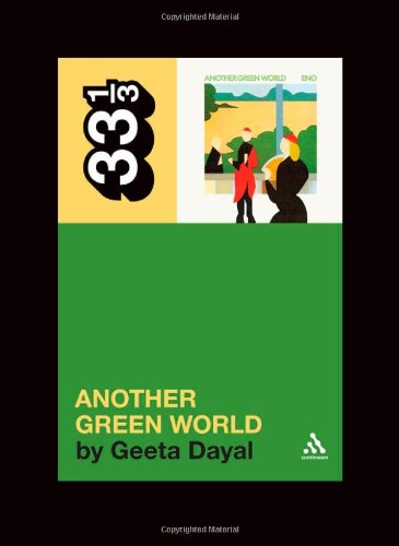 Brian Eno's Another Green World   2008 edition cover