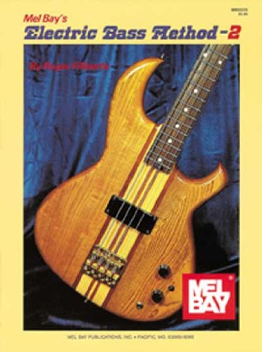 Electric Bass Method  N/A edition cover