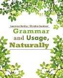 Grammar and Usage, Naturally   2015 edition cover