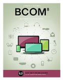 Bcom 8: With Online, 6 Months Access Card  2016 edition cover