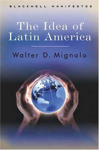 Idea of Latin America   2005 (Revised) edition cover