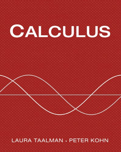 Calculus:   2013 edition cover