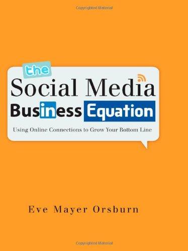 Social Media Business Equation   2012 edition cover