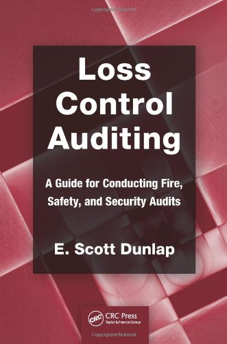 Loss Control Auditing a Guide for Conducting Fire Safety   2011 edition cover