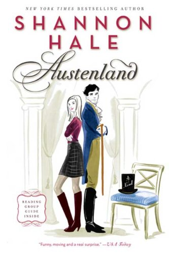 Austenland  N/A edition cover