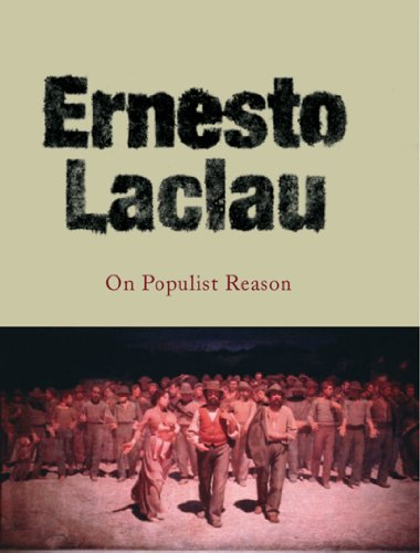 On Populist Reason   2007 edition cover
