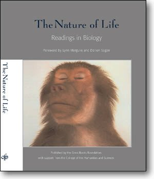Nature of Life Readings in Biology  2001 edition cover