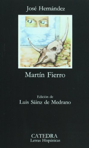 Martin Fierro  12th 2001 edition cover