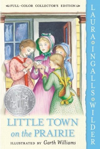 Little Town on the Prairie   1981 edition cover