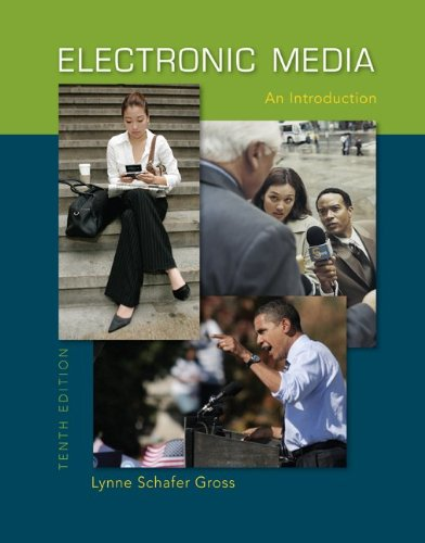 Electronic Media An Introduction 10th 2010 edition cover