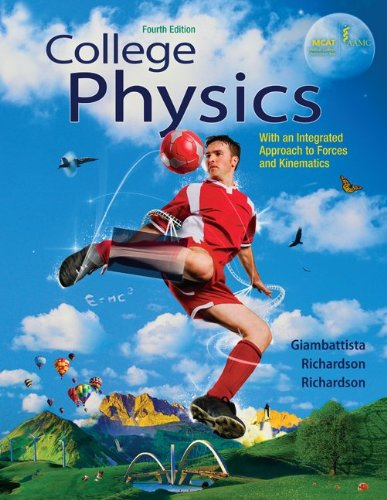 College Physics  4th 2013 edition cover