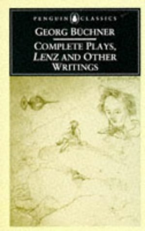 Complete Plays, Lenz and Other Writings   1993 edition cover