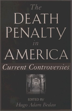 Death Penalty in America Current Controversies  1998 (Reprint) edition cover