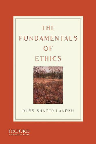 Fundamentals of Ethics   2010 edition cover