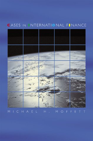 Cases in International Finance   2001 edition cover