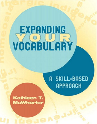 Expanding Your Vocabulary   2009 edition cover