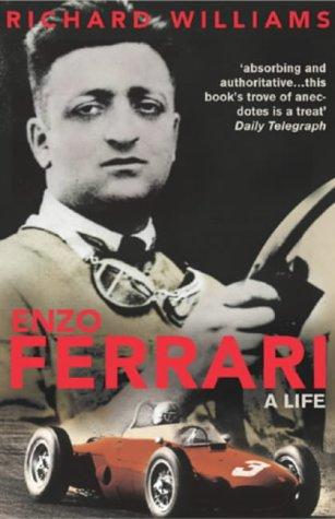 Enzo Ferrari : A Life N/A edition cover