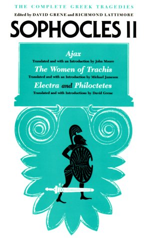 Sophocles II  2nd (Reprint) edition cover