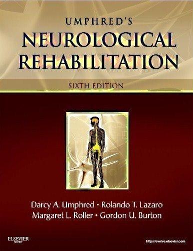 Neurological Rehabilitation  6th 2012 edition cover