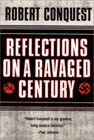 Reflections on a Ravaged Century  Reprint  edition cover