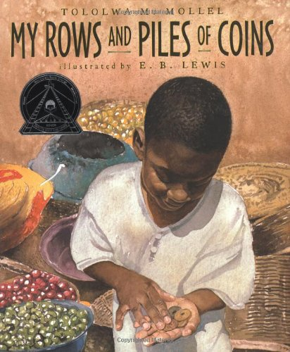 My Rows and Piles of Coins   2011 (Teachers Edition, Instructors Manual, etc.) 9780395751862 Front Cover