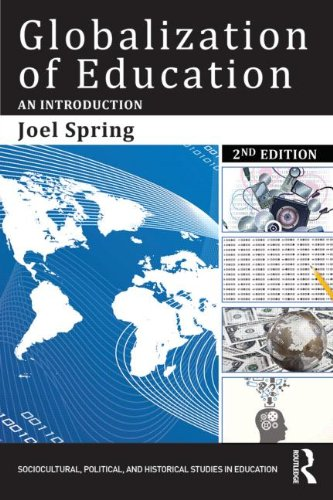 Globalization of Education An Introduction 2nd 2015 (Revised) edition cover