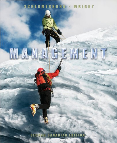 Management  2nd 2011 9780470678862 Front Cover